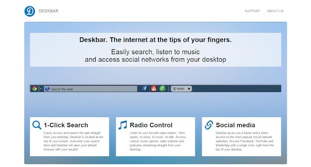 DeskBar