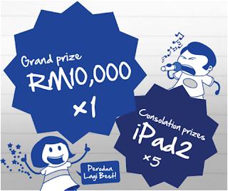 Perodua 'Lagi Best' Contest