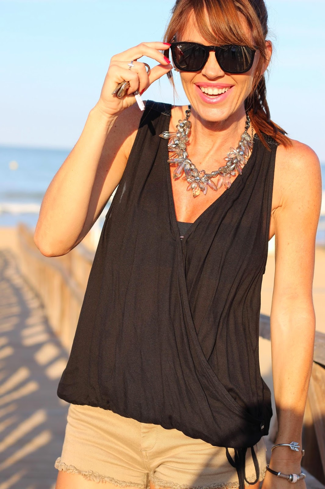 Smile - Sonríe - Gafas Rayban - Tendencias Gafas de Sol