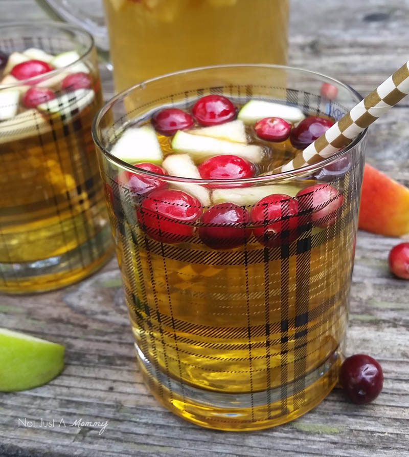 Party In Plaid; plaid and gold drink tumblers