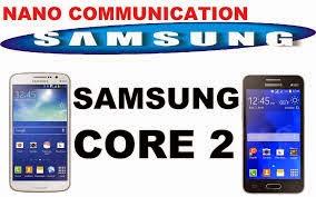 2 Samsung Galaxy Core