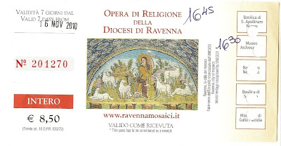 Ravenna Combined Ticket