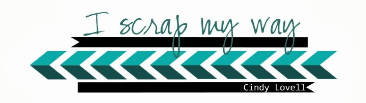 I scrap my way