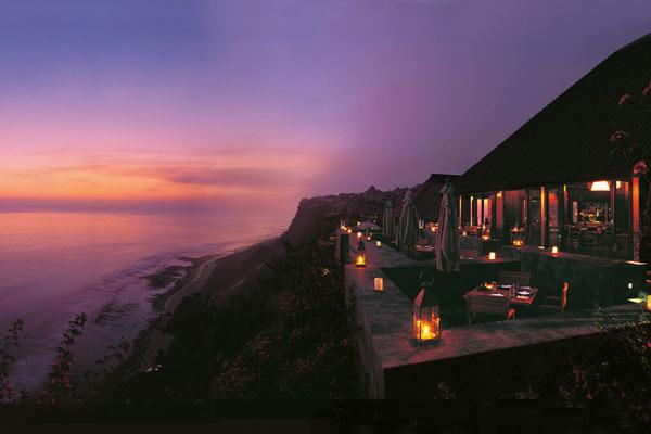Bulgari Resort en Bali Hablando un Lenguaje de Diseño Híbrido