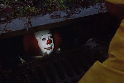 It pennywise basement