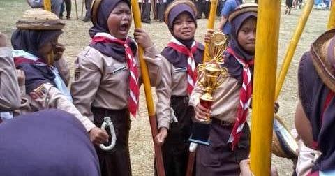 Mi Ma Arif Nu Pasunggingan Kegiatan Pramuka Juara Umum 2013