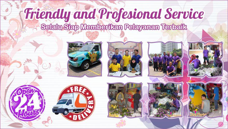 florist terbaik di surabaya