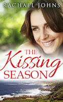 Book Cover.  The Kissing Season