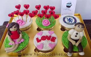 chelsea cupcake bandung