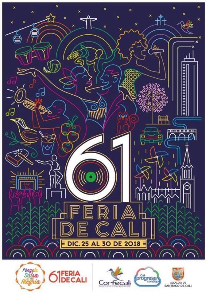 FERIA DE CALI 61 AÑOS URBANA CALI RADIO