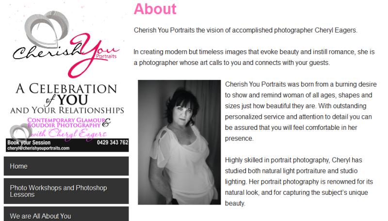 renowned photography studio in Mackay