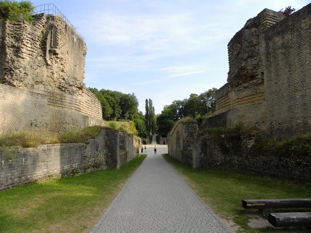 Amphitheatre Trier