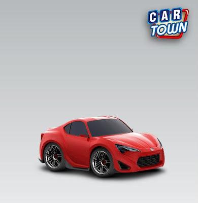 Nuevo codigo Scion FR-S Concept 2011