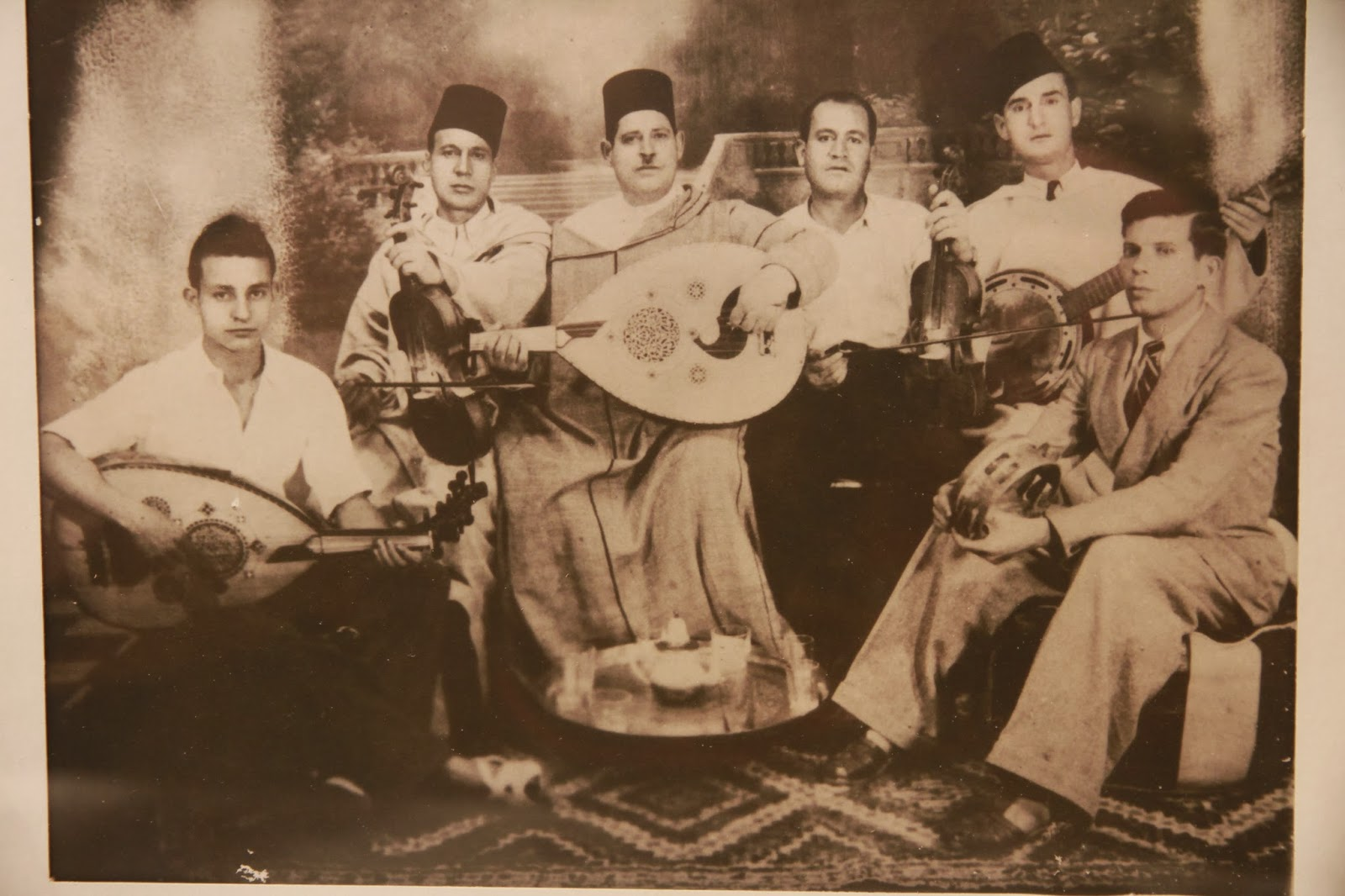 Jewish Maghrib Jukebox: Sliman Elmaghribi and Jaffas ...