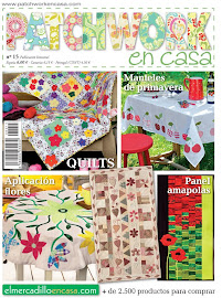 N 15 de Patchwork en Casa