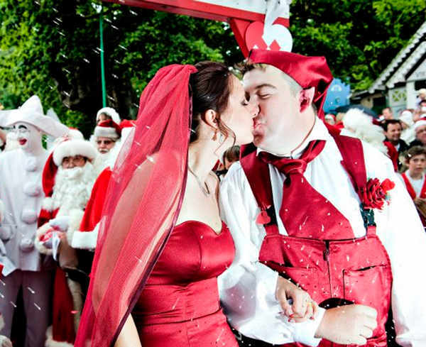 Fantastic Weddings Around The World