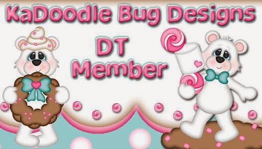 Proud Member of Kadoodle Bug Designs Team