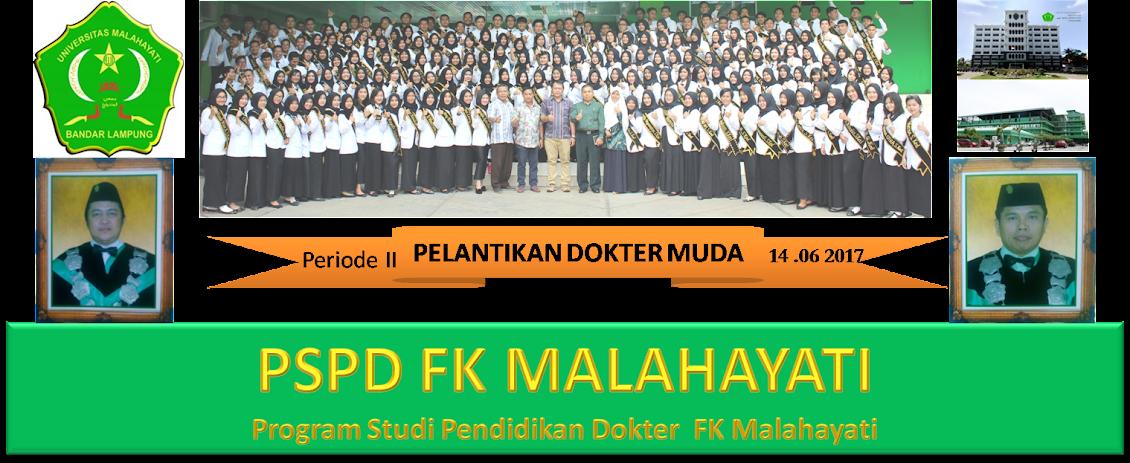 PSPD FK  MALAHAYATI