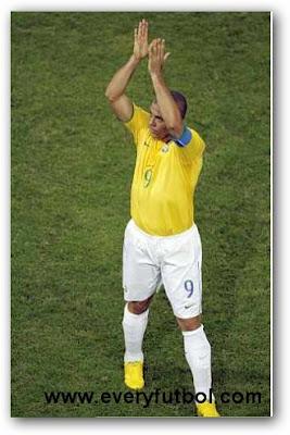 Ultimo Partido De Ronaldo Con Brasil