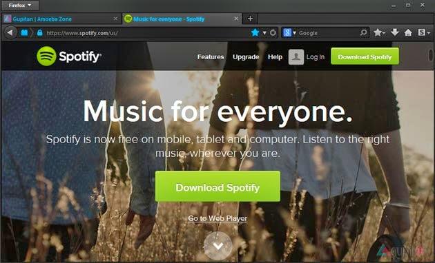 Cara Mengakses Layanan Musik Spotify Melalui Komputer