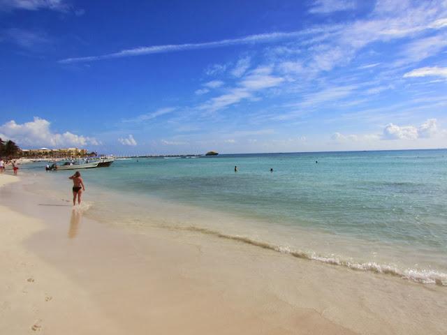 México, Playa Del Carmen, Caribe, férias