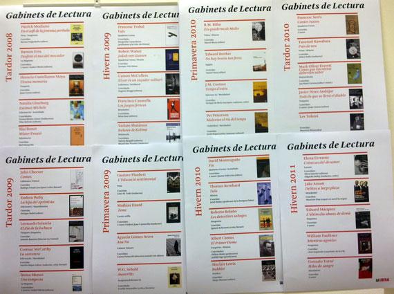 Gabinete de Lectura de La Central de Barcelona