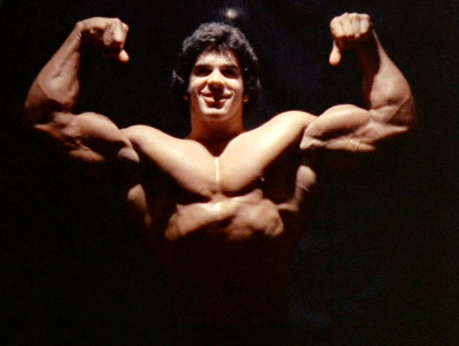 pumping iron This is pumping iron español parte 1 by artmag7 on vimeo, the home for high quality videos and the people who love them.