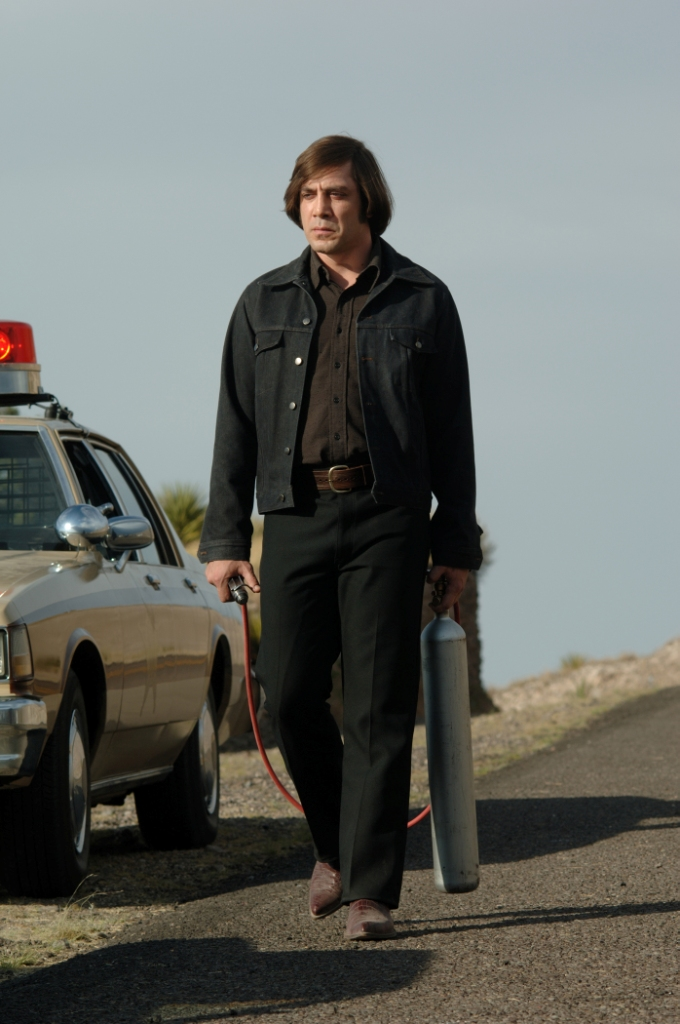 no country for old men a The coen brothers' 2007 film no country for old men is not your typical western: the hero doesn't win, or even survive, the villain gets away, and the ending isn.