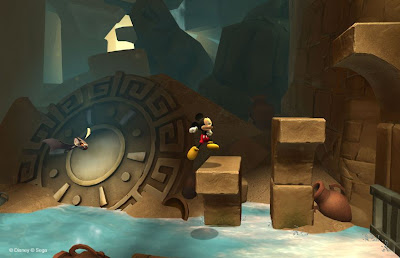 Castle of Illusion Starring Mickey Mouse Screenshots 2