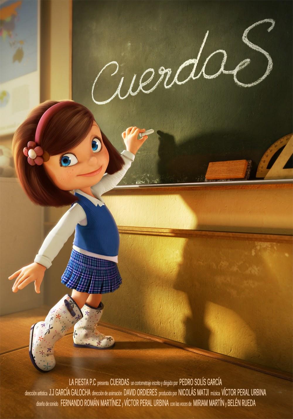 Filme de animação CORDAS