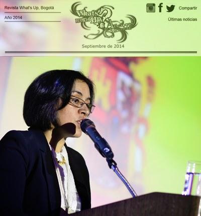BOGOTÁ-REGULARIZACIÓN-AUDIOVISUAL-Ministro-TIC-Diego Molano-instalación-PRAI-2014