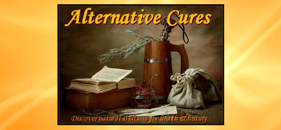 Alternative Cures by Yulia Berry