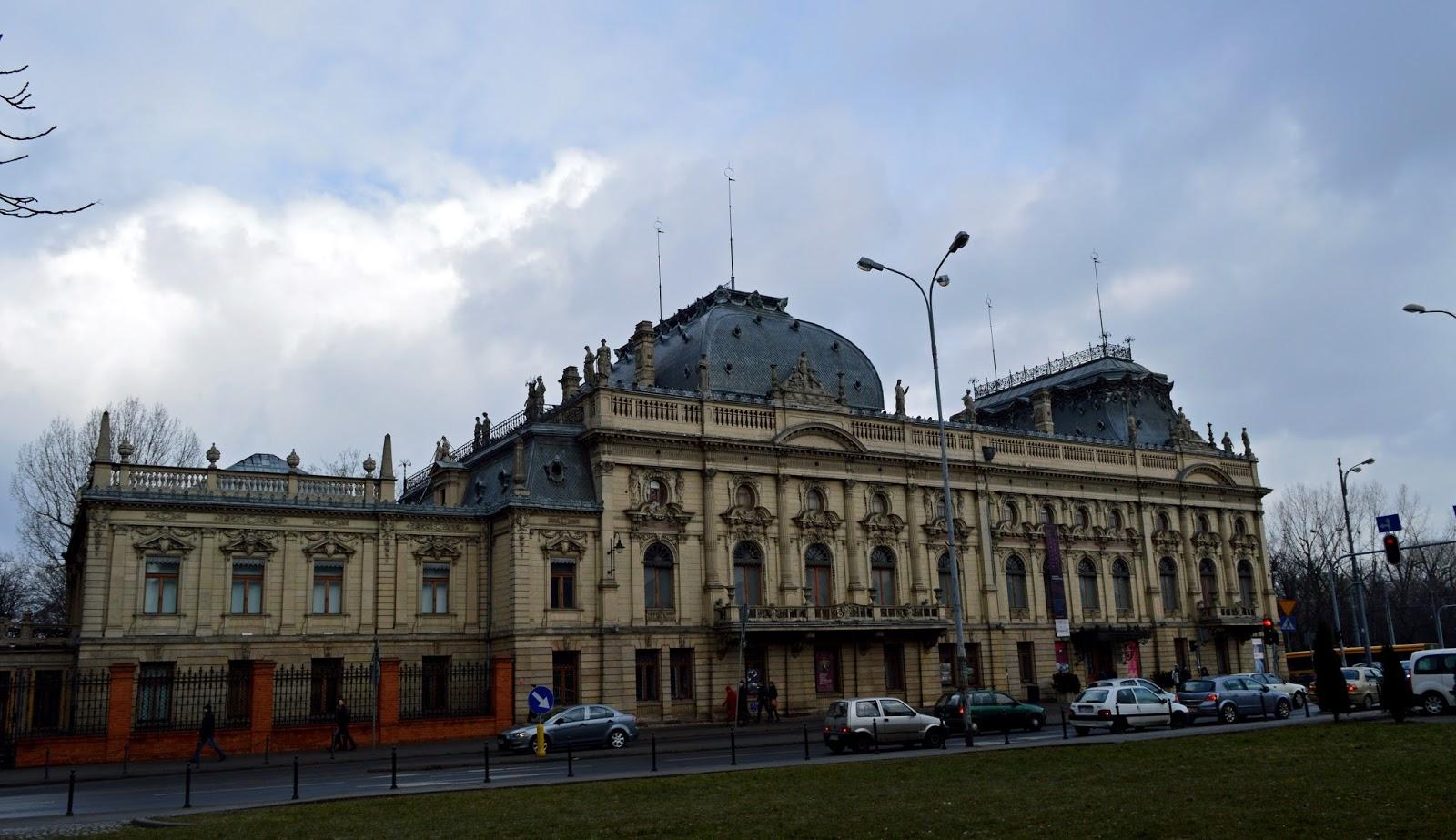 Spacerowa Łódź cz. II - Piotrkowska, Pałac Poznańskiego