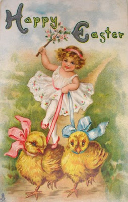Gabrielle meyer way back when sday victorian easter cards do you send greeting cards for easter what easter tradition is your favorite m4hsunfo