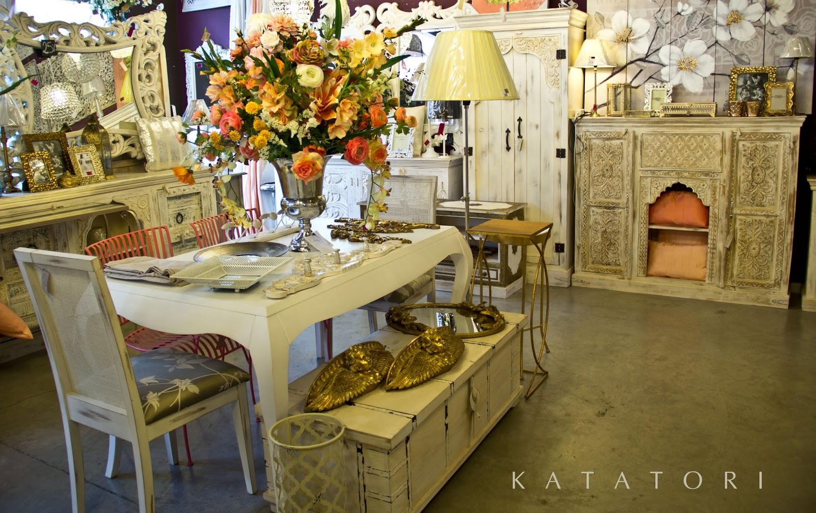Katatori interiores blanco - Muebles decoracion sevilla ...