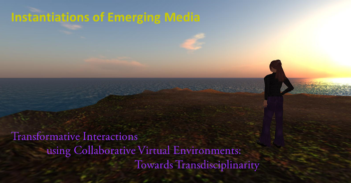 Instantiations of Emerging Media