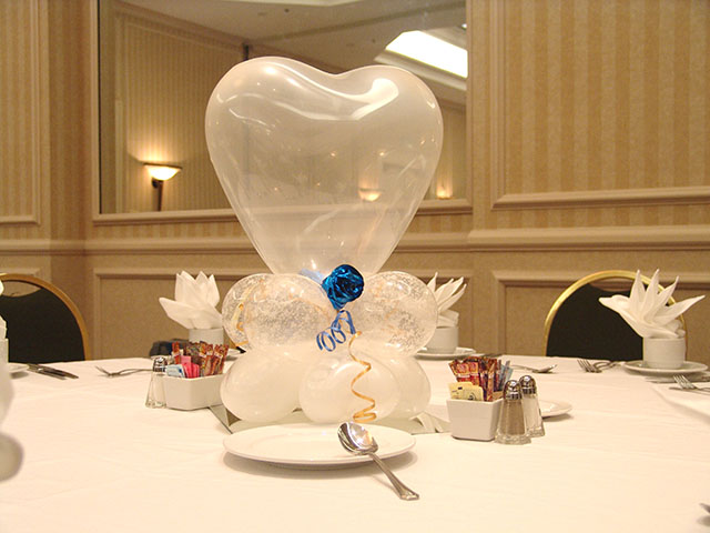 Balloon Designs Pictures: Balloon Centerpiece Ideas