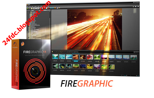 Firegraphic 11 Free Download full version