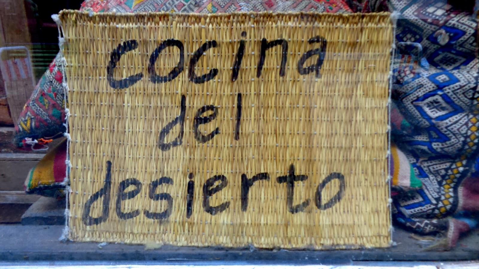 Ideas miles cocina del desierto - Restaurante la cocina del desierto ...