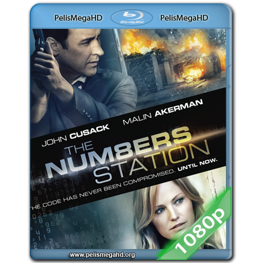 THE NUMBERS STATION (2013) FULL 1080P HD MKV ESPAÑOL LATINO