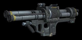 Macam Jenis Senjata Api Laras Panjang Tercanggih