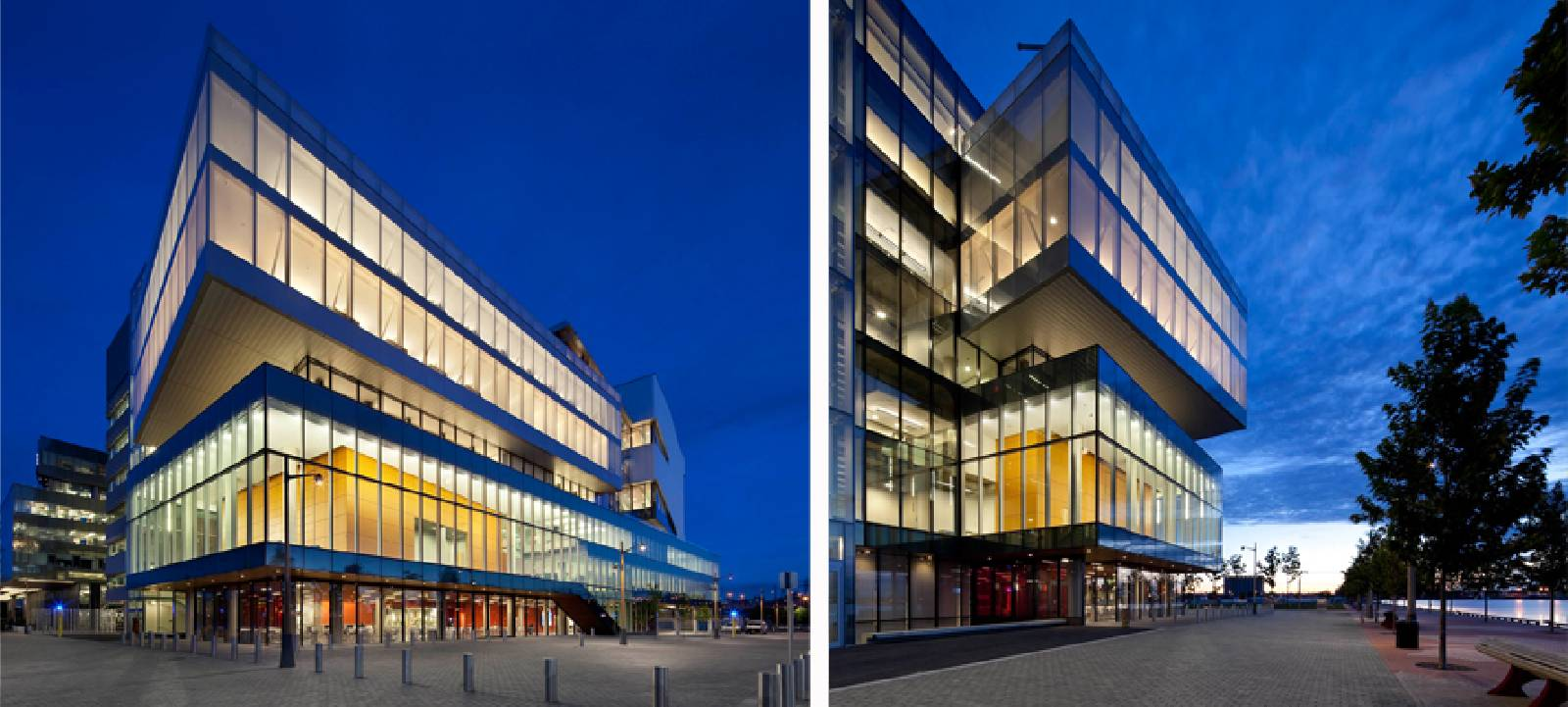 05 George Brown College Waterfront Campus By Stantec KPMB