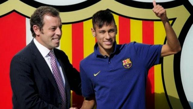 صفقة نيمار : ادانة برشلونة بتهمة التهرب الضريبي