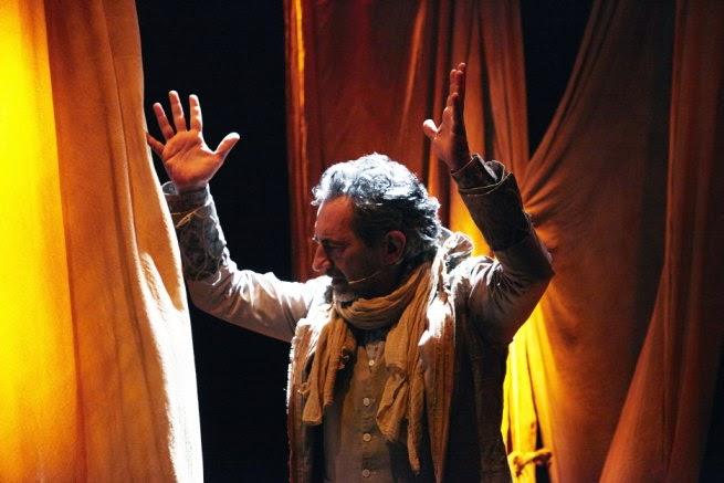 spettacoli teatrali a milano: Corrado Accordino interpreta D'Artagnan al Teatro Libero dal 23 aprile 2014