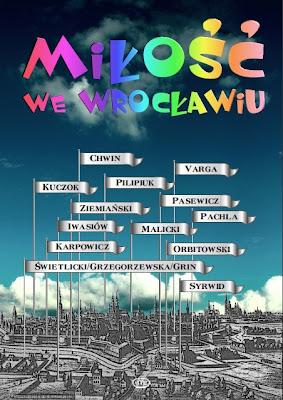 Milosc we Wroclawiu - okladka