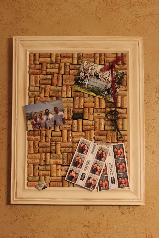 luscious confections do it yourself cork board