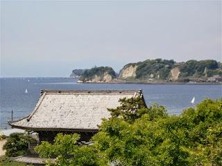 光明寺・海の景色