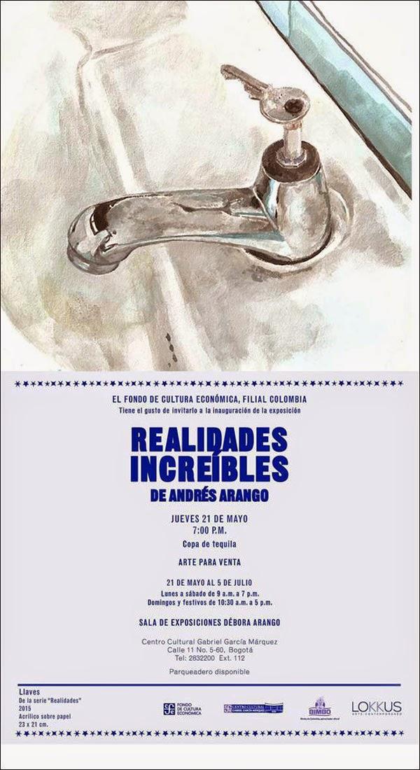 Inauguración-exposición-Realidades-increíbles-Andrés-Arango