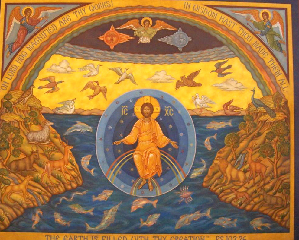 Image result for jesus creator icon