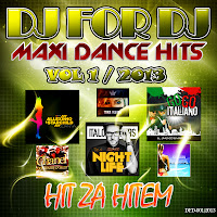 VA-DJFORDJ-MAXI DANCE HITS 2013 VOL -1 (DFD)